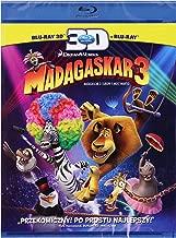 MADAGASCAR 3: EUROPEÂS MOST WANTED (3D) [Blu-Ray 3D] [Region Free] (English audio)