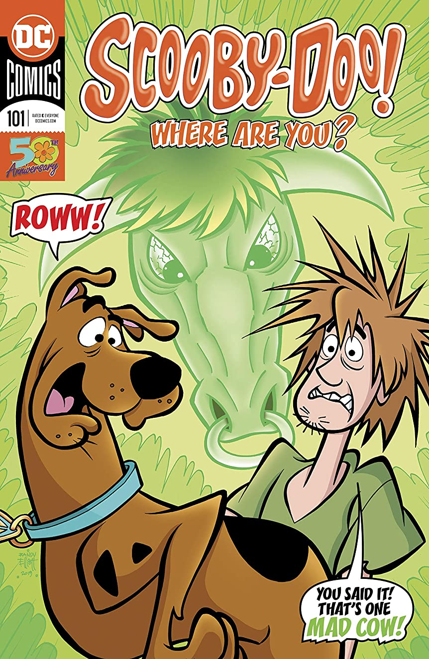 ロバプランター感動するScooby-Doo, Where Are You? (2010-) #101 (English Edition)