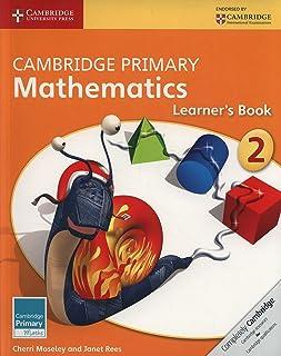 Cambridge Primary Mathematics Learner's Book 2 by Cherri Moseley - Paperback