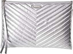 Large Zip Clutch