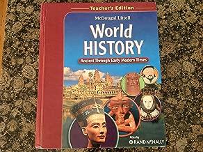 World History: Ancient Through Early Modern Times, Teacher's Edition