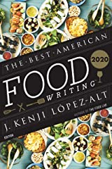 The Best American Food Writing 2020 (The Best American Series ®) Kindle Edition