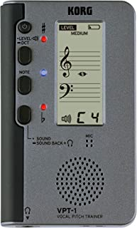 KORG コルグ ボイストレーニング ボーカルレッスン専用 ボーカル・ピッチ・トレーナー チューナー VPT-1