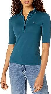 Lacoste Women's Half Sleeve