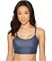 Reebok - Hero Rebel Padded Bra - Metallic