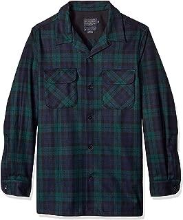 pendleton black watch tartan shirt