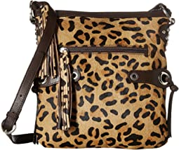 Scully - Bernette Leopard Print Bag