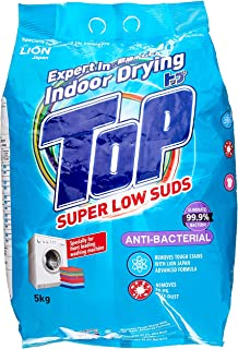 Top Powder Detergent Super Low Suds, Anti-bacterial, 5kg