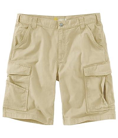 Carhartt Rugged Flex Rigby Cargo Shorts (Dark Khaki) Men