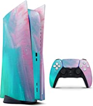 $39 » Pastel Marble Surface - Design Skinz Full-Body Cover Wrap Decal Skin-Kit Compatible with The Sony Playstation 3 Console Su...