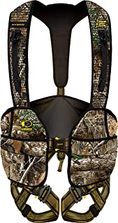Hunter Safety System RT Hybrid Tree Stand Safety Harness with ElimiShield Scent Control Technology (New for 2019)
