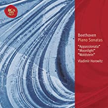 Best horowitz beethoven moonlight sonata Reviews