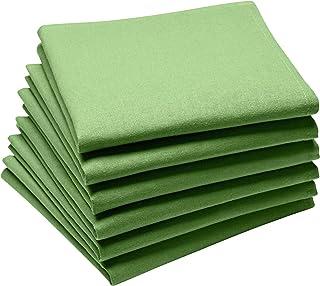 Coucke 3152192139048Towel Cotton Broccoli 51x 45x 0.3cm Set of 6