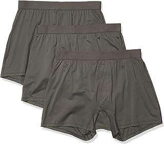 Marchio Amazon - Goodthreads - 3-pack Lightweight Performance Knit Boxer, boxer-shorts Uomo