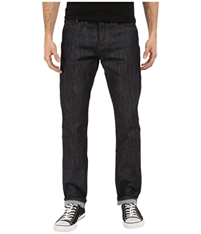 The Unbranded Brand Tapered in Indigo Selvedge (Indigo Selvedge) Men