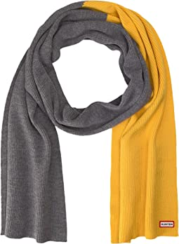 Hunter - Original Moustache Scarf Mer Wool