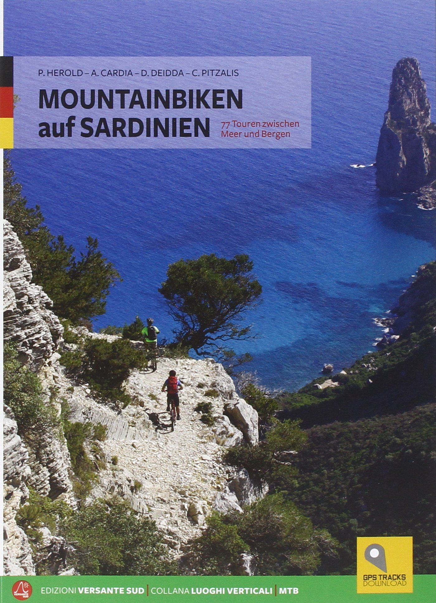 Download Mountainbiken Auf Sardinien Lingua Tedesca 