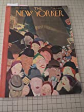 1935 The New Yorker Magazine: Peter Arno -