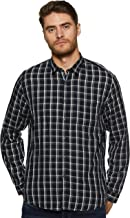 Van Heusen Sport Men's Checkered Slim Casual Shirt