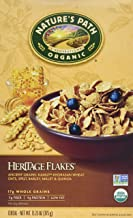 Nature's Path, Organic Heritage Flakes Cereal, 13.25 oz (375 g) Nature's Path, Organic Heritage Flakes Cereal, 13.25 oz (3...