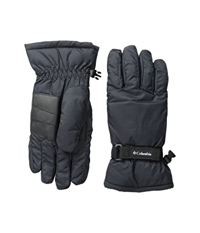 Columbia Kids Coretm Glove (Big Kids) (Black) Extreme Cold Weather Gloves
