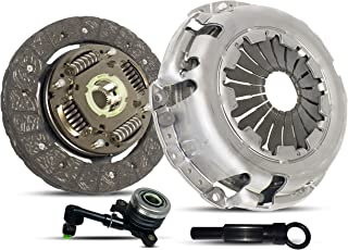 Clutch With Slave Kit Works With Nissan March Note Tiida Versa Advance Sense Drive Sr 1.6 S Plus 2009-2015 1.6L 1598CC l4 GAS DOHC Naturally Aspirated