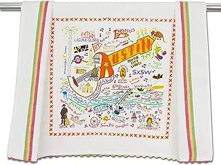 Catstudio Austin Dish Towel - Original Geography Collection DÃcor 089D(CS)