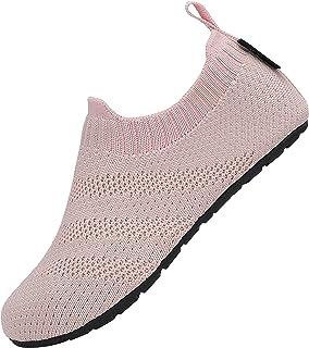 SAGUARO Pantoufles pour Garçons Antidérapante Respirant Chaussons de Fille Léger Chaussures Mixte Enfant GR.20-37
