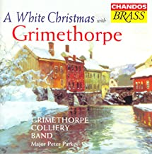 white christmas big band