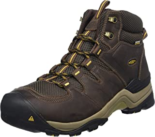 KEEN Men's Gypsum Ii Mid Waterproof Backpacking Boot