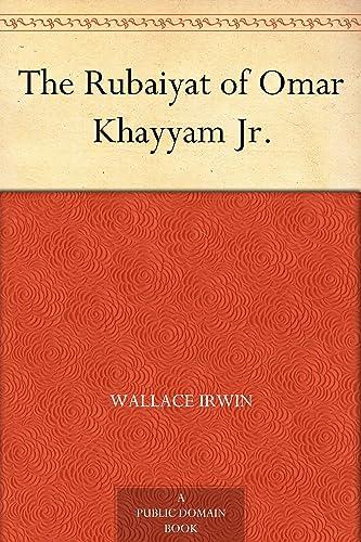 Books By 1876 1959 Irwin Wallace_the Rubaiyat Of Omar Khayyam ...