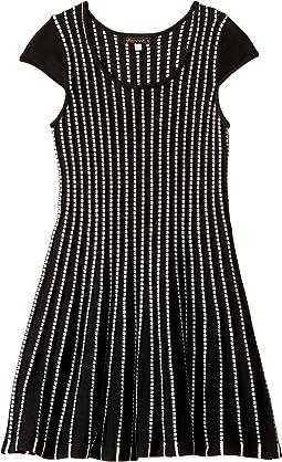 Tami Fitted Sweater Dress (Big Kids)