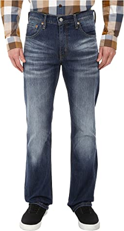 Levis mens 527 slim bootcut bedside blues  1857fa7750