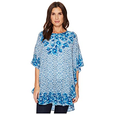 Tolani Kate Tunic Dress (Abyss) Women