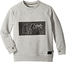 Munster Kids - Seeker Fleece Crew Neck (Toddler/Little Kids/Big Kids)