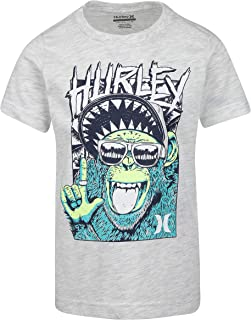Hurley Boys' Big Character Graphic T-Shirt