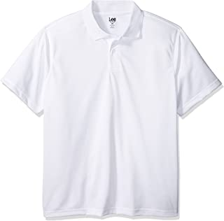 Lee 男士 运动Polo衫