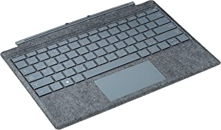 Microsoft FFP-00134 Surface Pro Signature Type Cover, English Arabic Keyboard - Ice Blue