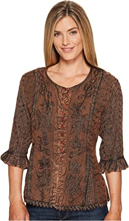"Honey Creek ""Cherie"" Blouse"