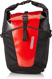 Ortlieb Back-Roller Pro Classic Black-Red Saddle Bags 2016