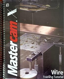 Mastercam X5 Wire Training Tutorial (Mastercam X5)