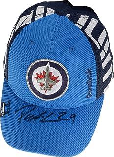 4dbbb26f4f5 Patrik Laine Winnipeg Jets Autographed 2016 NHL Draft Cap - Fanatics  Authentic Certified - Autographed NHL