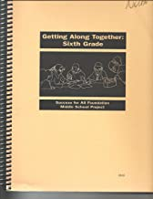 Getting Along Together Sixth Grade Student Pages