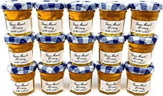 Bonne Maman Kosher Honey Mini Jars - 30 jars x 1 ounce
