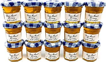 Bonne Maman Kosher Honey Mini Jars - 30 jars x 1 ounce