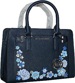 9d4d0c959d99c3 MICHAEL Michael Kors Women's Dillon TOP ZIP SMALL Leather Satchel Handbag