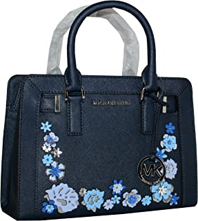 Women's Dillon TOP ZIP SMALL Leather Satchel Handbag