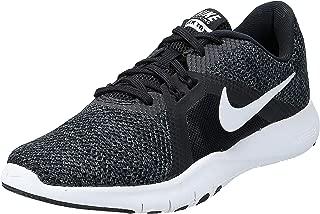 Nike Women's Flex Trainer 8 Cross, Black/White - Anthracite, 6.5 Regular US