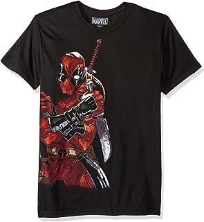 Deadpool Mercenary Men's T-Shirt