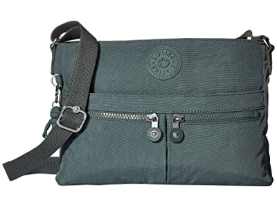 Kipling New Angie Crossbody Bag (Light Aloe) Handbags
